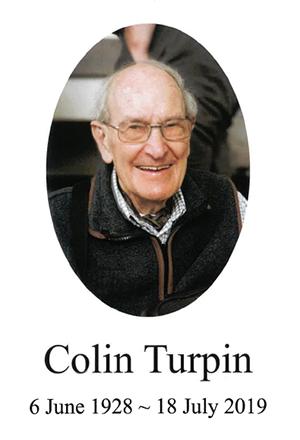 Turpin tribute