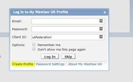 Westlaw profile